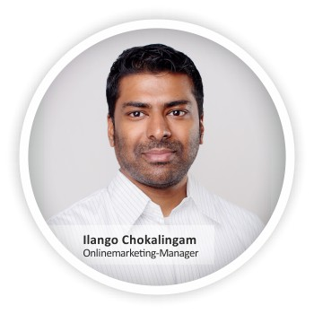 Ilango Chokalingam, Onlinemarketing-Manager in Berlin
